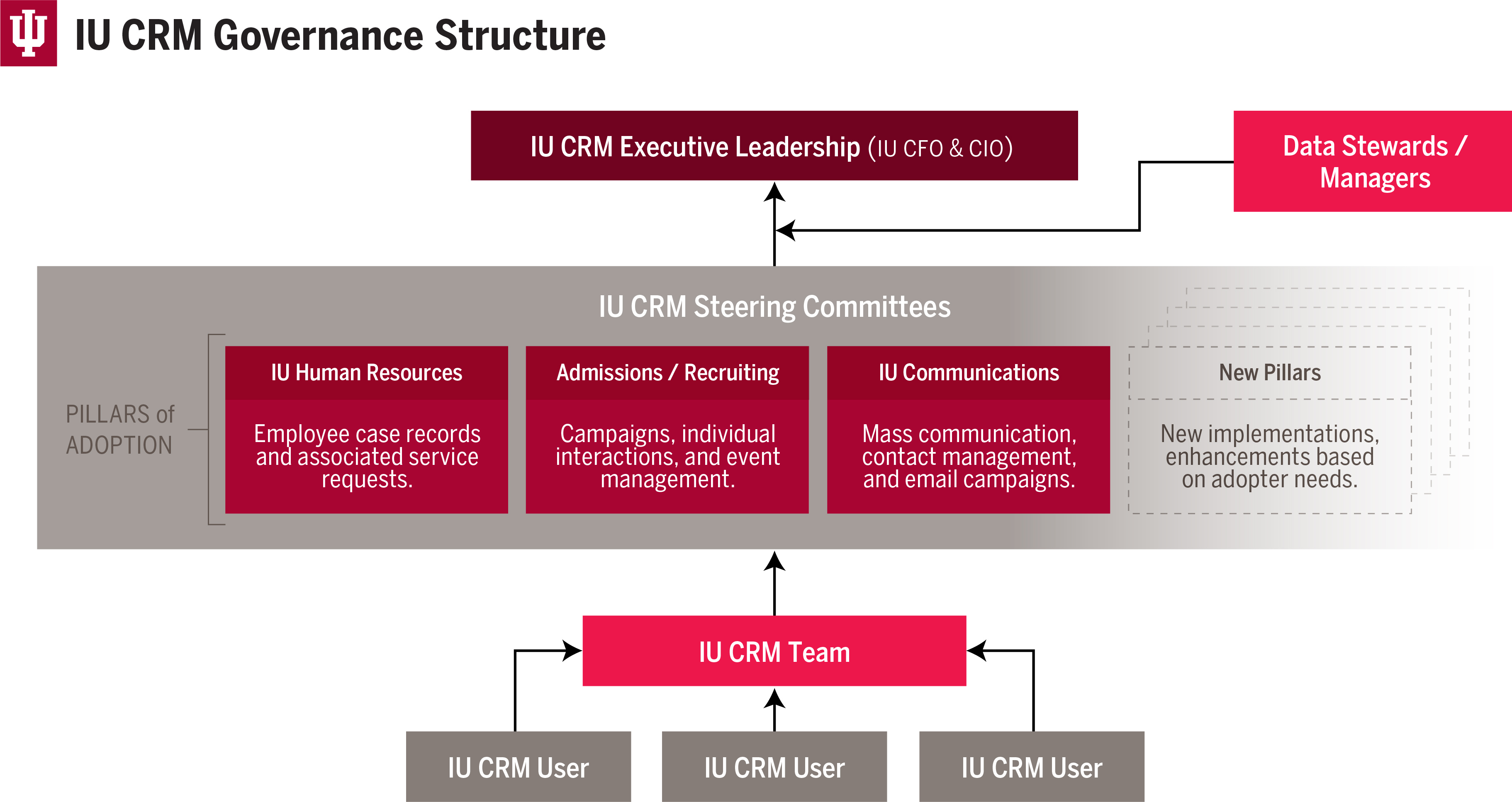 IUCRM.GovernanceStructure